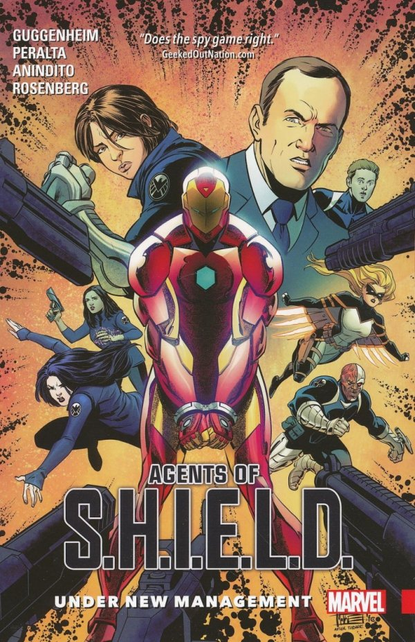 AGENTS OF SHIELD VOL 02 UNDER NEW MANAGEMENT SC