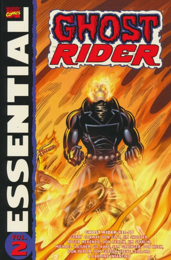 ESSENTIAL GHOST RIDER VOL 02 SC **