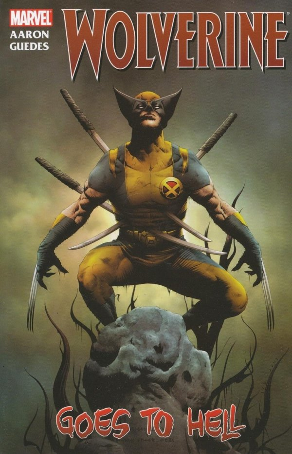 WOLVERINE WOLVERINE GOES TO HELL TP