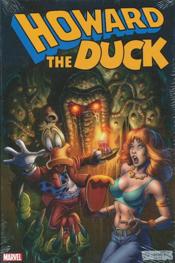 HOWARD THE DUCK OMNIBUS HC (NEW EDITION)