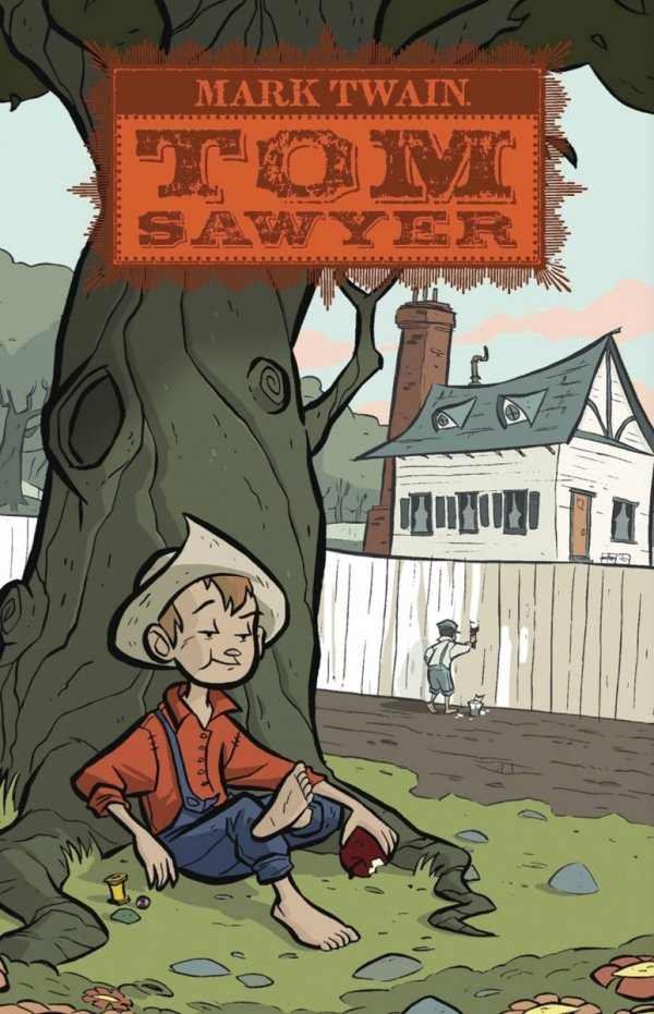 ALL ACTION CLASSICS TOM SAWYER GN (PREORDER) *