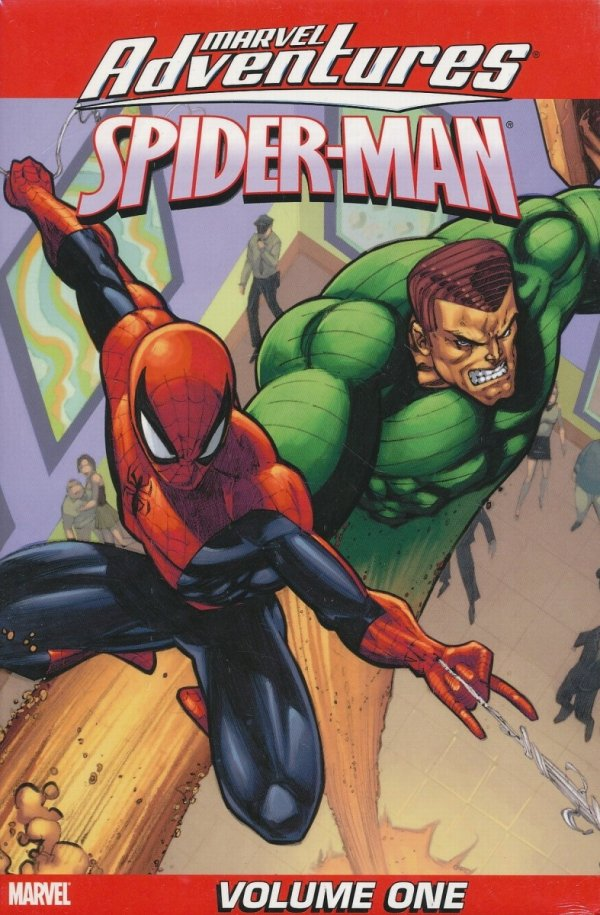 MARVEL ADVENTURES SPIDER-MAN VOL 01 HC (DELUXE)