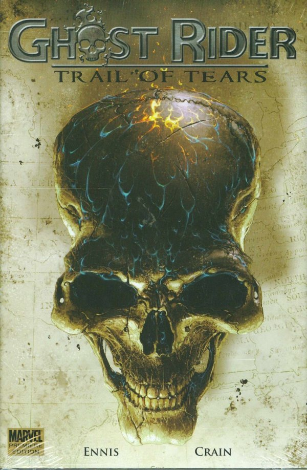 GHOST RIDER TRAIL OF TEARS HC *