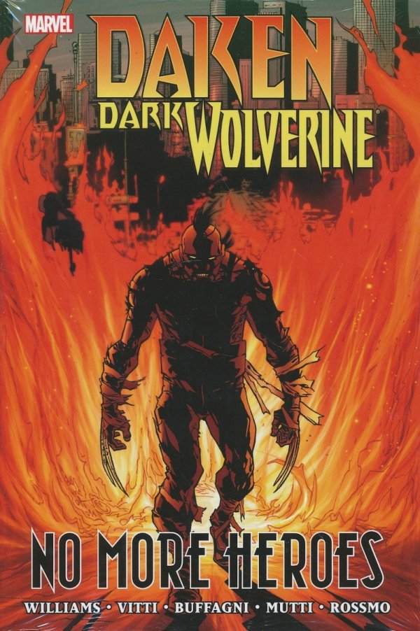 DAKEN DARK WOLVERINE NO MORE HEROES HC