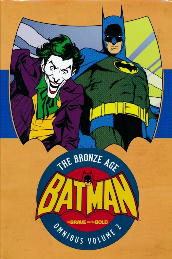 BRAVE AND THE BOLD THE BRONZE AGE OMNIBUS VOL 02 HC