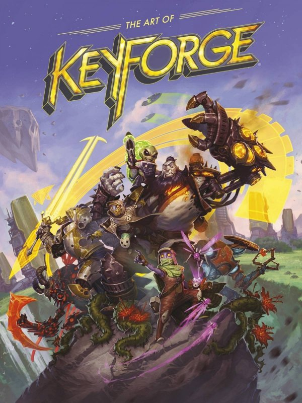 ART OF KEYFORGE HC *