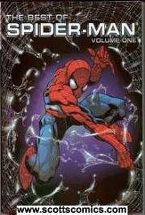 BEST OF SPIDER-MAN VOL 01 HC *