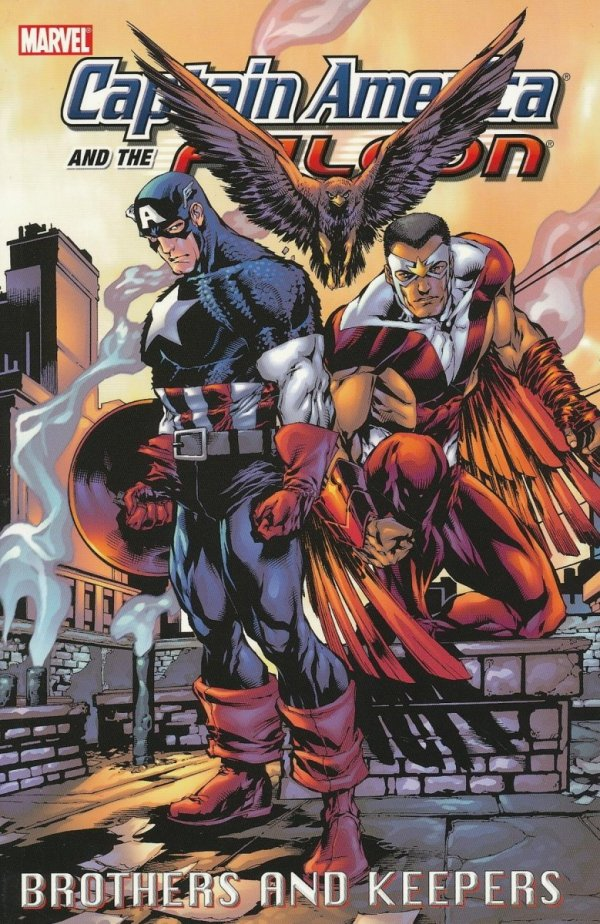 CAPTAIN AMERICA AND THE FALCON VOL 02 BROTHERS AND KEEPERS SC
