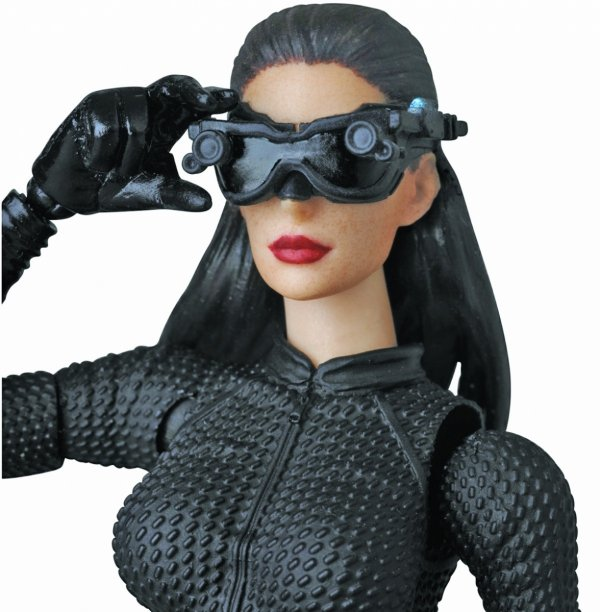DARK KNIGHT RISES SELINA KYLE CATWOMAN AF