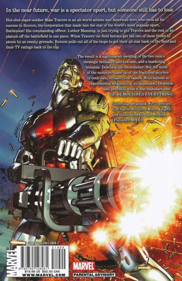 DEATHLOK THE DEMOLISHER SC