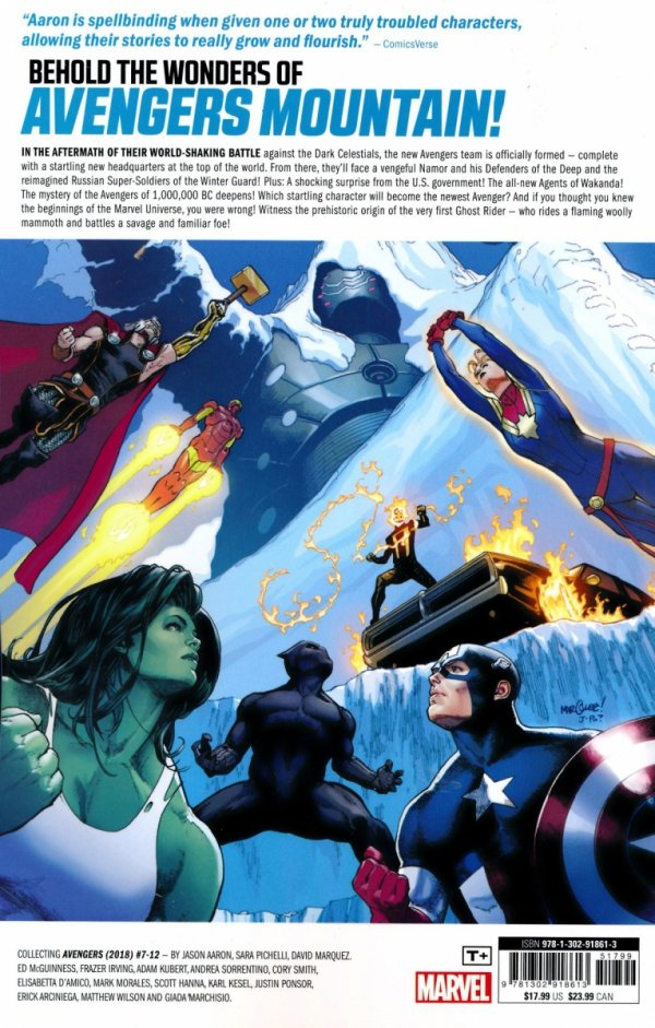 AVENGERS VOL 02 WORLD TOUR SC (VARIANT COVER)