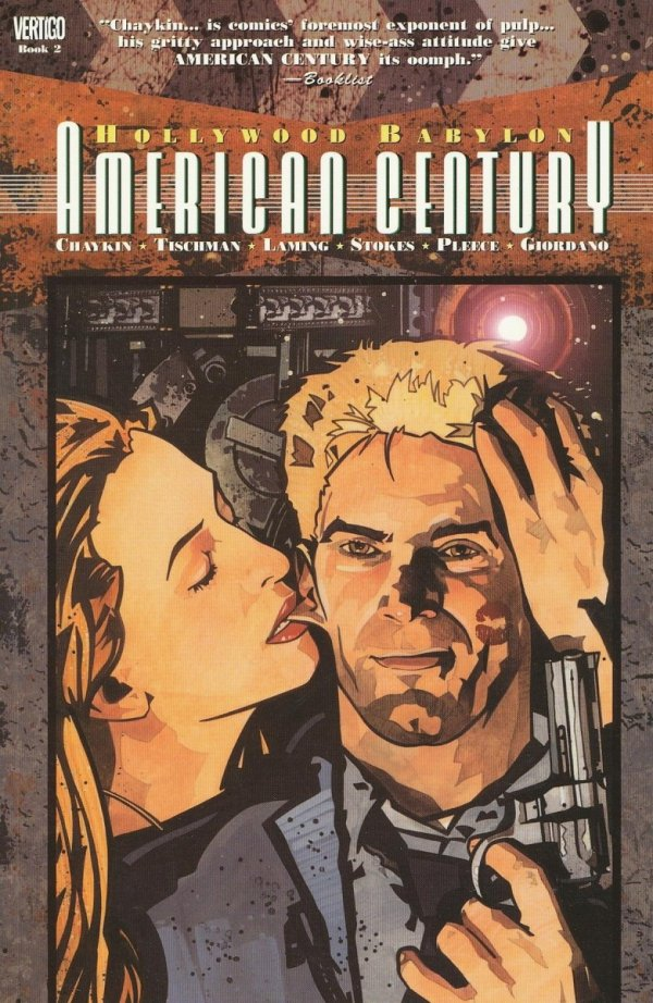 AMERICAN CENTURY VOL 02 HOLLYWOOD BABYLON SC