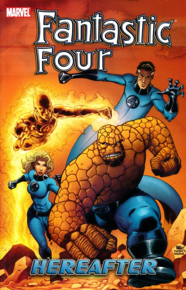 FANTASTIC FOUR VOL 04 HEREAFTER SC *