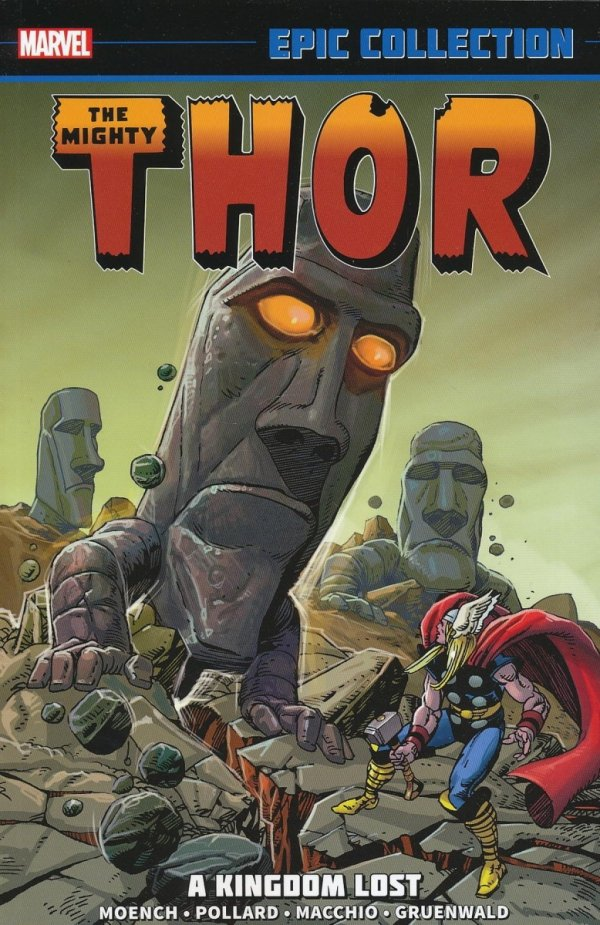 THOR EPIC COLLECTION A KINGDOM LOST SC