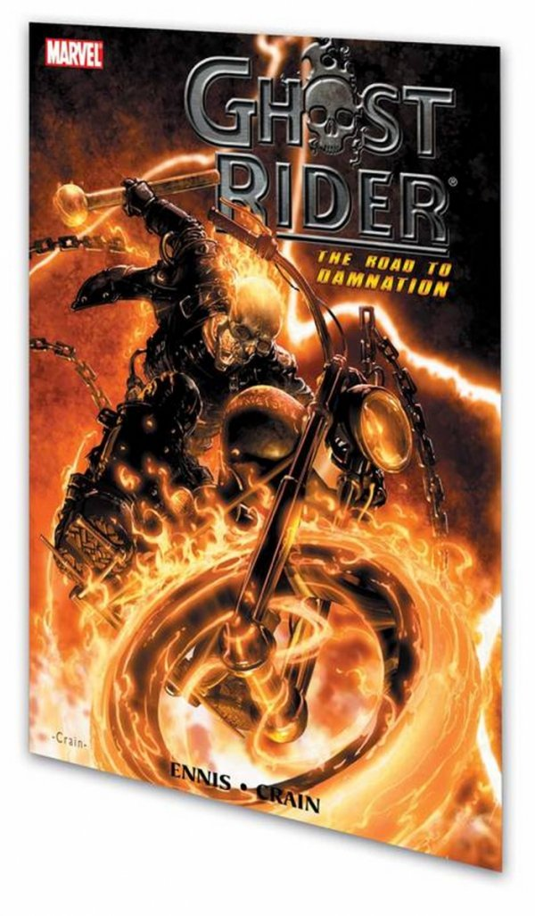 GHOST RIDER THE ROAD TO DAMNATION SC *