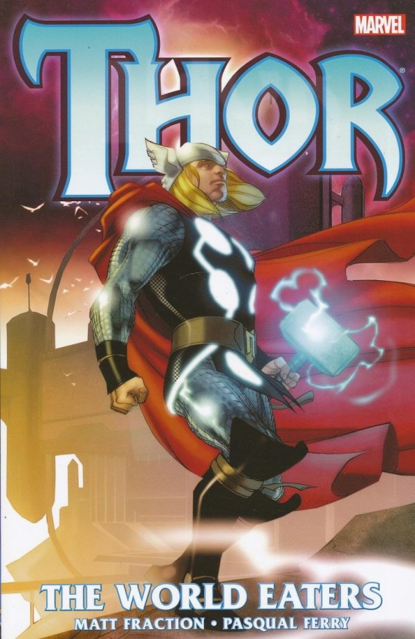 THOR WORLD EATERS TP