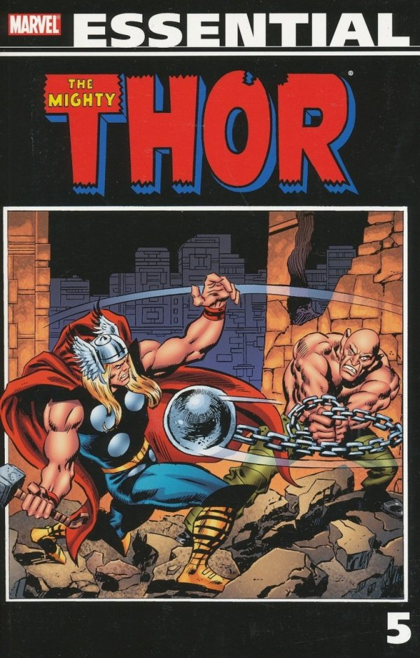 ESSENTIAL THOR VOL 05 SC