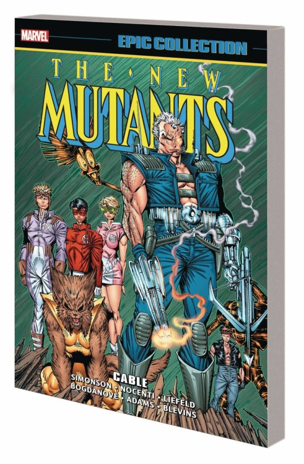 NEW MUTANTS EPIC COLLECTION CABLE SC *