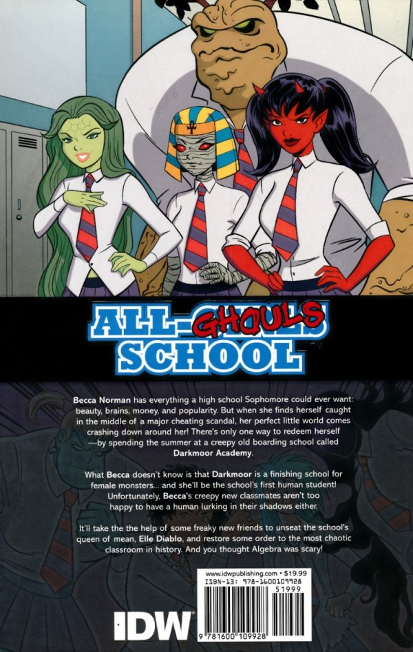 ALL GHOUL SCHOOL GN