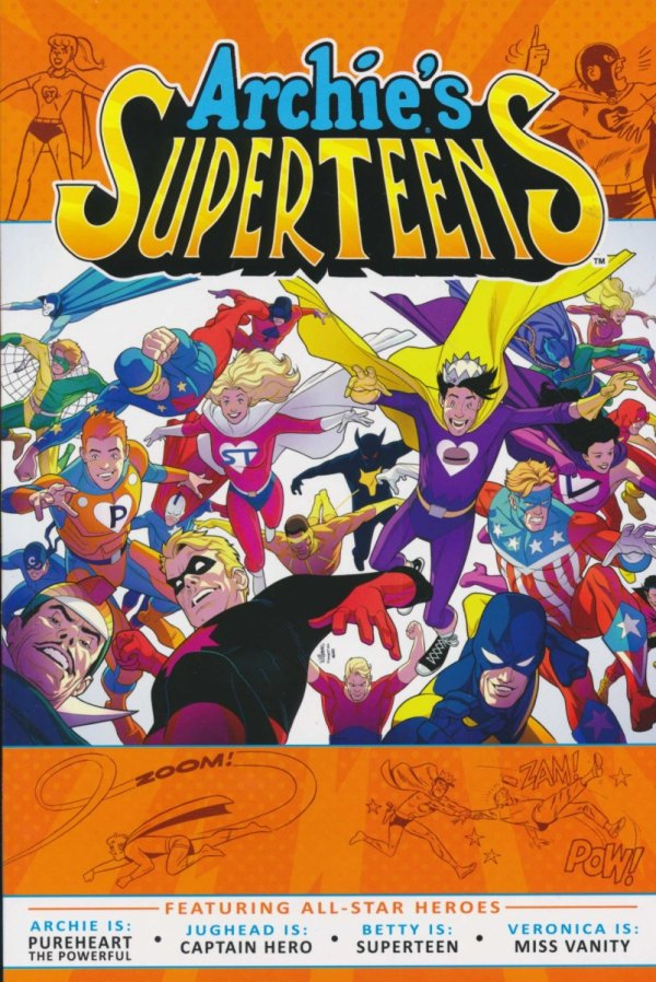ARCHIES SUPERTEENS TP *