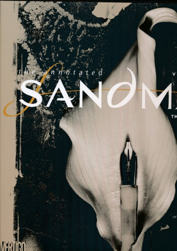 ANNOTATED SANDMAN VOL 01 HC