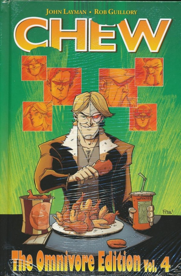 CHEW THE OMNIVORE EDITION VOL 04 HC