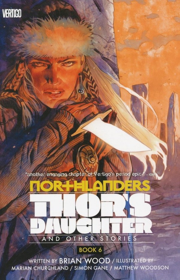 NORTHLANDERS VOL 06 THORS DAUGHTER AND OTHER STORIES SC