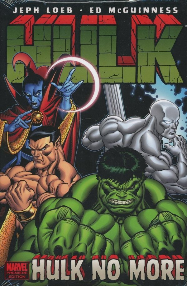 HULK VOL 03 NO MORE HC