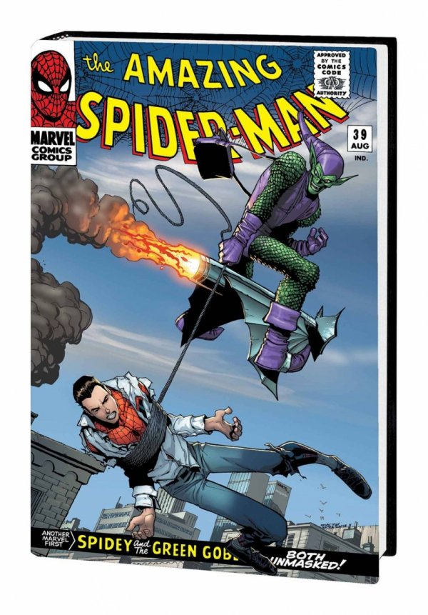 AMAZING SPIDER-MAN OMNIBUS VOL 02 HC (NEW EDITION) (STANDARD COVER) *