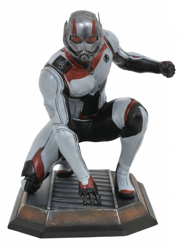 MARVEL GALLERY AVENGERS 4 QUANTUM REALM ANT-MAN PVC STATUE