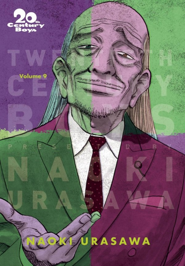 20TH CENTURY BOYS TP VOL 09 PERFECT ED URASAWA *