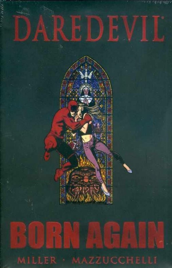 DAREDEVIL BORN AGAIN HC (STANDARD COVER) *