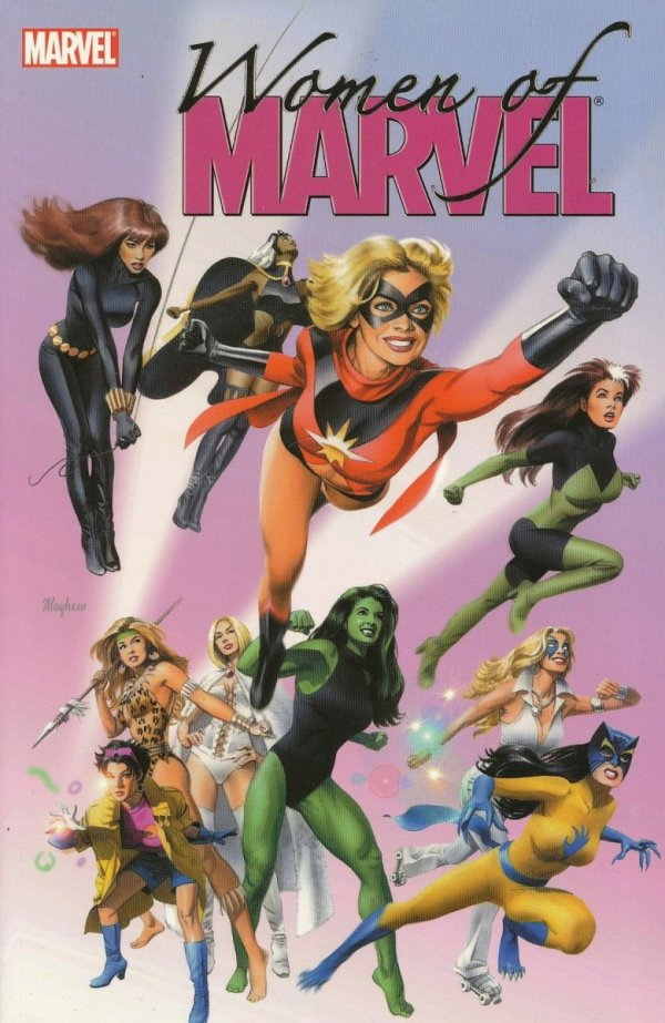 WOMEN OF MARVEL TP VOL 01