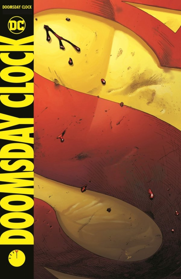 DOOMSDAY CLOCK THE COMPLETE COLLECTION SC *