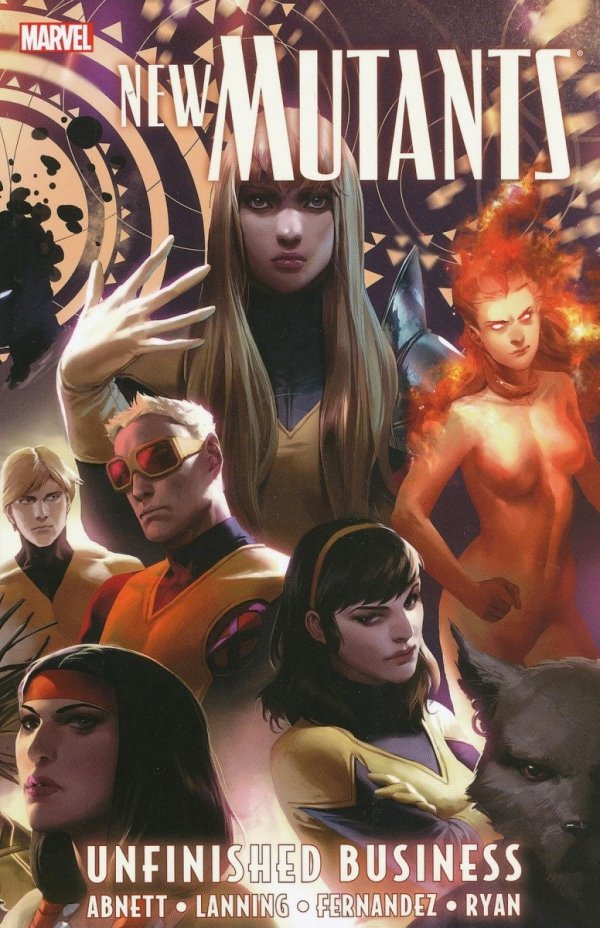 NEW MUTANTS VOL 04 UNFINISHED BUSINESS SC