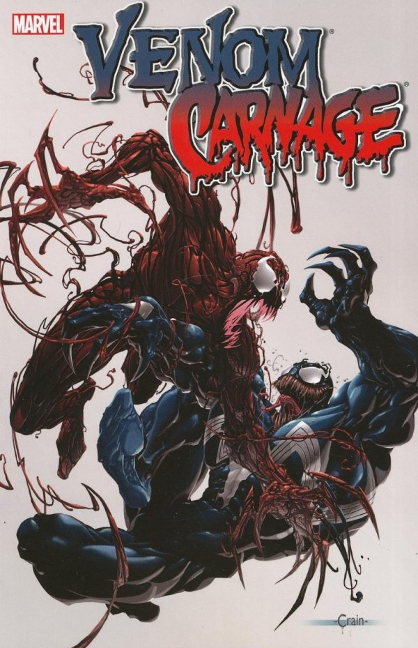 VENOM VS CARNAGE SC (OLD EDITION)