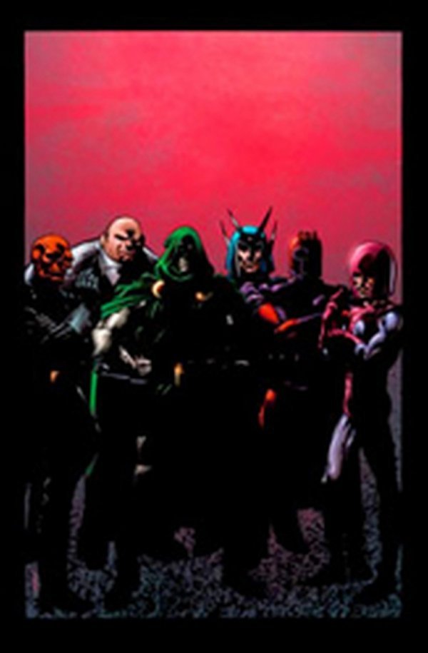 ACTS OF VENGEANCE CROSSOVERS OMNIBUS HC (VARIANT COVER) **