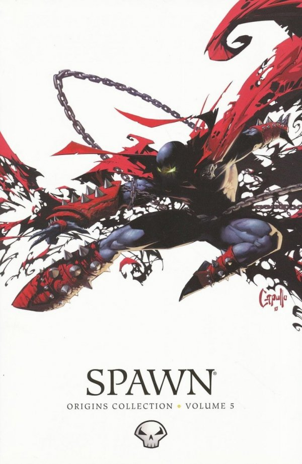 SPAWN ORIGINS COLLECTION VOL 05 SC