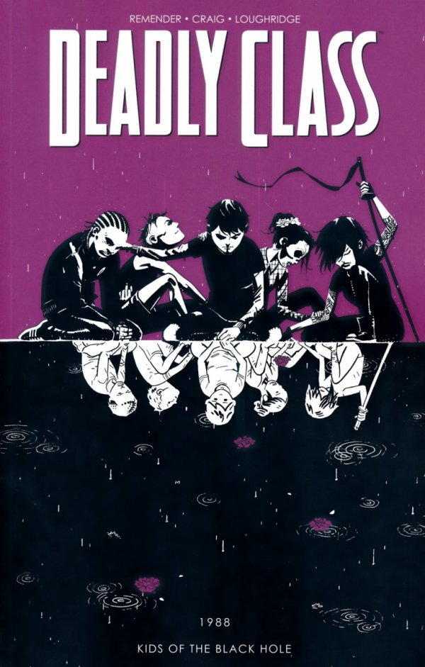 DEADLY CLASS VOL 02 SC (NEW EDITION)