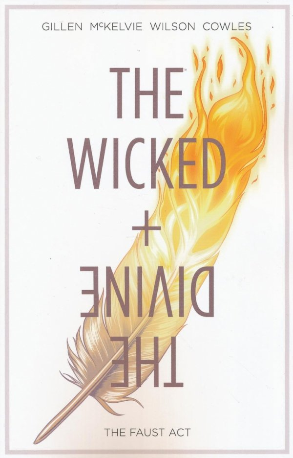 WICKED + THE DIVINE VOL 01 THE FAUST ACT SC