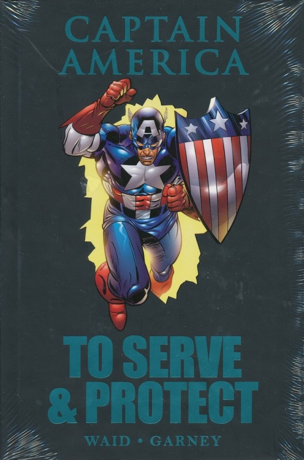 CAPTAIN AMERICA TO SERVE AND PROTECT HC (STANDARD COVER)