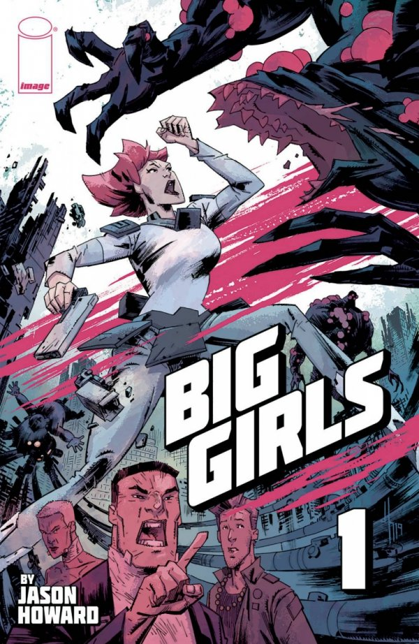 BIG GIRLS #1 *