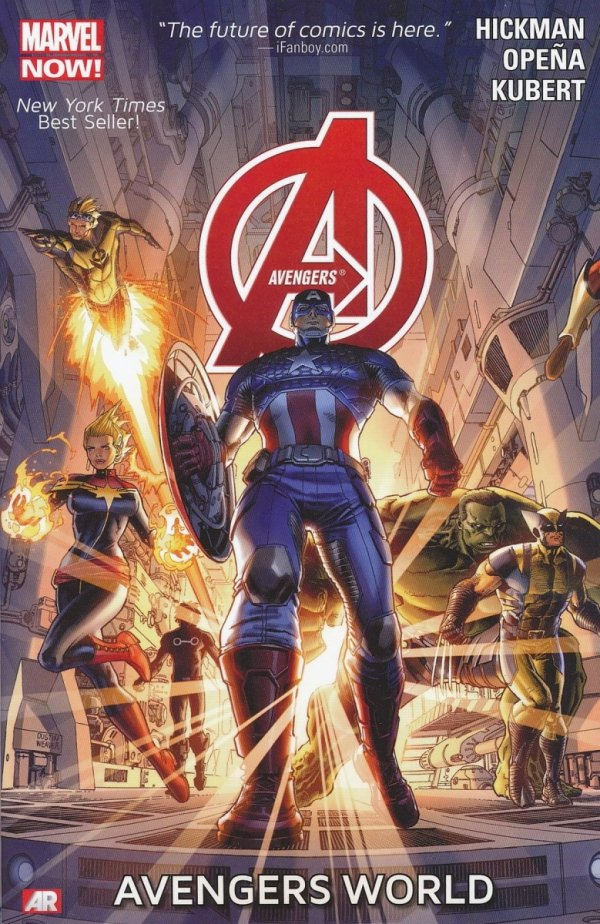 AVENGERS TP VOL 01 AVENGERS WORLD