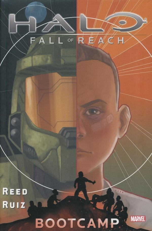 HALO FALL OF REACH BOOTCAMP HC