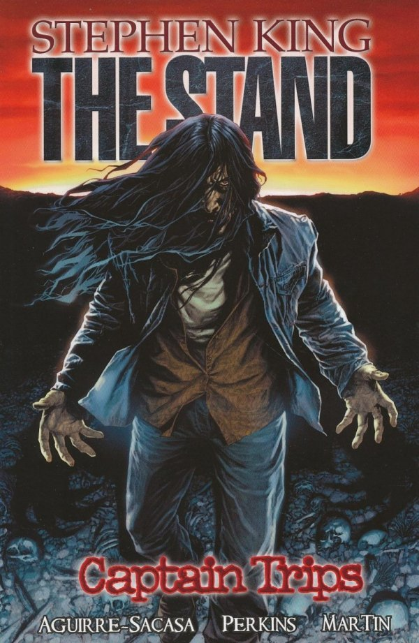 STEPHEN KINGS THE STAND VOL 01 CAPTAIN TRIPS SC