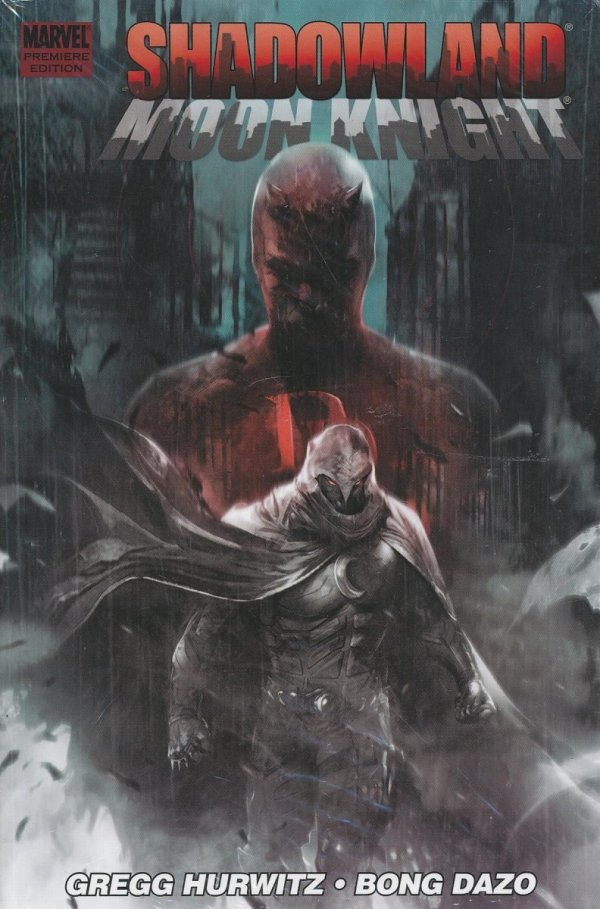 SHADOWLAND MOON KNIGHT HC