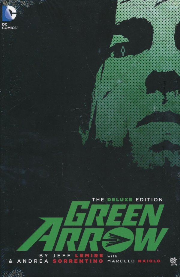 GREEN ARROW BY JEFF LEMIRE AND ANDREA SORRENTINO THE DELUXE EDITION HC