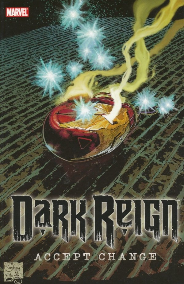 DARK REIGN ACCEPT CHANGE TP