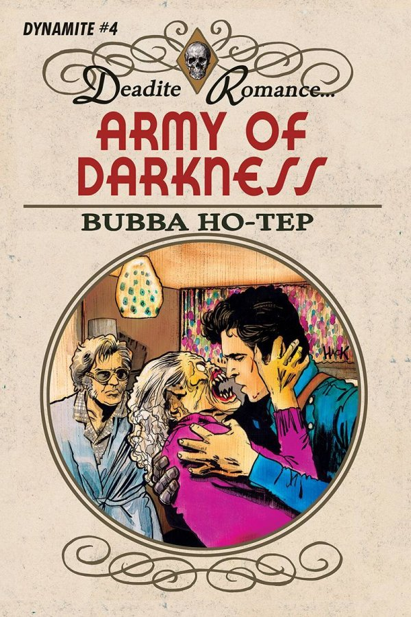 ARMY OF DARKNESS BUBBA HOTEP #4 CVR C HACK *
