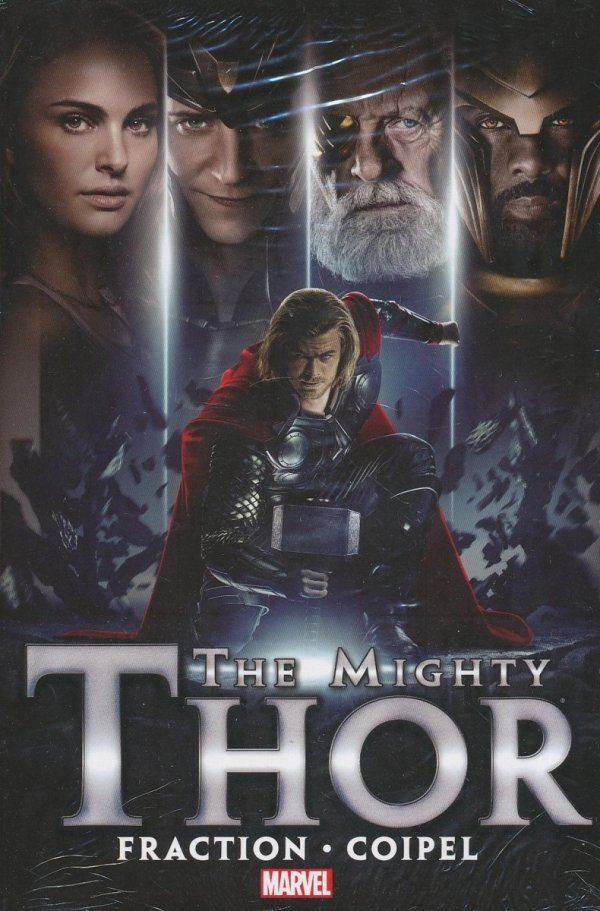 MIGHTY THOR VOL 01 HC (STANDARD COVER)
